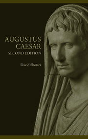 Augustus Caesar - 2nd Edition book cover