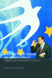 European Union Foreign and Security Policy - 1st Edition book cover
