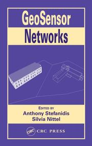 GeoSensor Networks - 1st Edition book cover