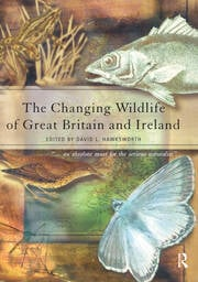The Changing Wildlife of Great Britain and Ireland - 1st Edition book cover