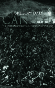 Cannae: The Experience of Battle in the Second Punic War - 1st Edition book cover