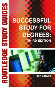 Successful Study for Degrees - 3rd Edition book cover