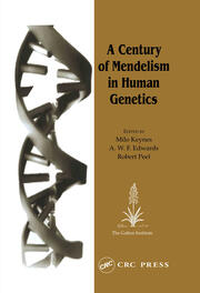 A Century of Mendelism in Human Genetics