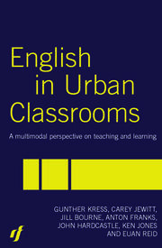 English in Urban Classrooms - 2nd Edition book cover