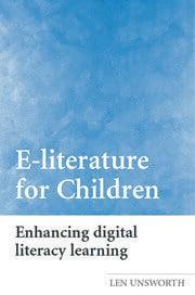 E-literature for Children - 1st Edition book cover