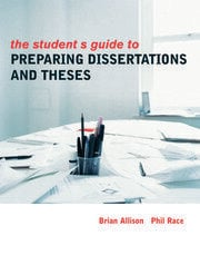 Dissertations guide thesis abbreviation