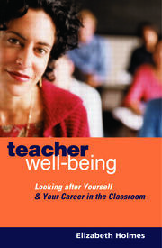 Teacher Well-Being - 1st Edition book cover