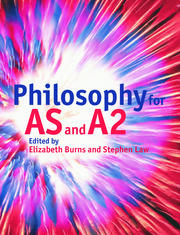 Philosophy for AS and A2 - 1st Edition book cover