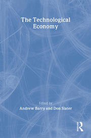 Technological Economy - 1st Edition book cover