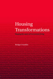 Housing Transformations - 1st Edition book cover