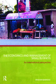 The Economics and Management of Small Business - 1st Edition book cover