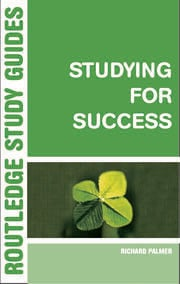 Studying for Success - 1st Edition book cover