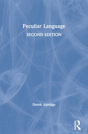 Peculiar Language - 2nd Edition book cover