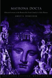 Matrona Docta - 1st Edition book cover