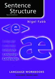 Sentence Structure - 2nd Edition book cover