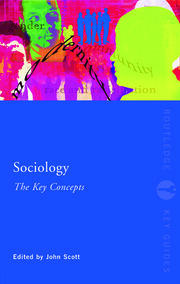 Sociology: The Key Concepts - 1st Edition book cover
