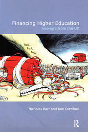 Financing Higher Education - 1st Edition book cover