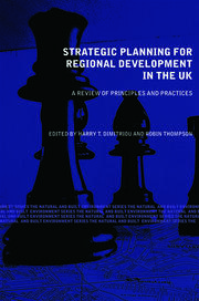 Strategic Planning for Regional Development in the UK - 1st Edition book cover