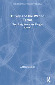 Turkey and the War on Terror - 1st Edition book cover