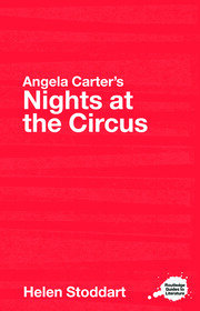 Angela Carter's Nights at the Circus - 1st Edition book cover