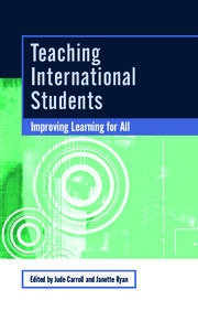 Teaching International Students : Improving Learning for All - 1st Edition book cover