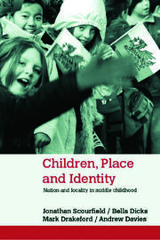 Children, Place and Identity - 1st Edition book cover
