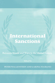International Sanctions - 1st Edition book cover