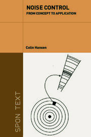 Noise Control - 1st Edition book cover
