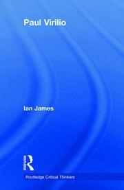 Paul Virilio - 1st Edition book cover