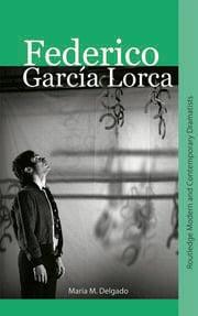 Federico García Lorca - 1st Edition book cover