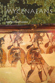 The Mycenaeans - 1st Edition book cover