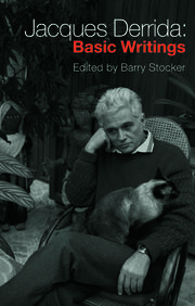 Jacques Derrida: Basic Writings - 1st Edition book cover