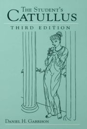 Students Catullus - 3rd Edition book cover
