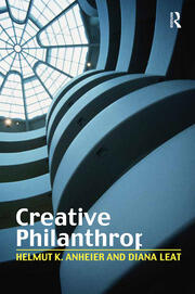 Creative Philanthropy - 1st Edition book cover