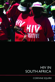 HIV in South Africa - 1st Edition book cover