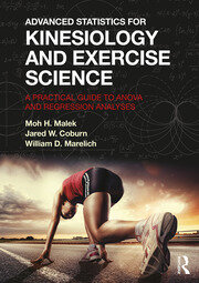 Advanced Statistics for Kinesiology and Exercise Science - 1st Edition book cover
