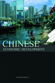 Chinese Economic Development - 1st Edition book cover