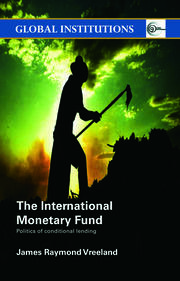 The International Monetary Fund (IMF) - 1st Edition book cover