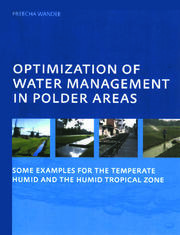Optimization of Water Management in Polder Areas - 1st Edition book cover