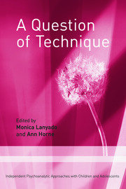 A Question of Technique - 1st Edition book cover