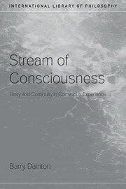Stream of Consciousness - 1st Edition book cover