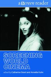 Screening World Cinema - 1st Edition book cover