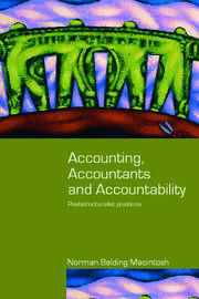 Accounting, Accountants and Accountability - 1st Edition book cover