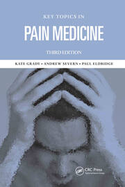 Key Topics in Pain Management