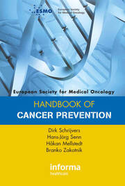 ESMO Handbook of Cancer Prevention - 1st Edition book cover