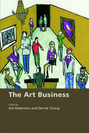 The Art Business - 1st Edition book cover