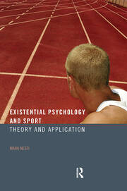 Existential Psychology and Sport - 1st Edition book cover