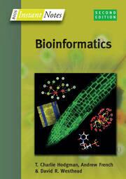 BIOS Instant Notes in Bioinformatics