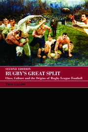 Rugby's Great Split - 2nd Edition book cover
