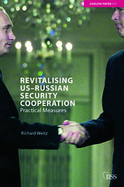 Revitalising US-Russian Security Cooperation - 1st Edition book cover
